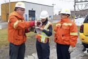 Le chef de services chez Roberval-Saguenay, Christian Godbout,... (Le Progrès-Dimanche, Rocket Lavoie) - image 2.0