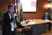 La chercheuse Aurélie Campana et l'ex-leader de la... (Photo Le Progrès-Dimanche, Rocket Lavoie) - image 3.0