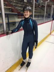 Anne-Clara Belley, 13 ans, qui connaît beaucoup de... (Courtoisie) - image 1.0