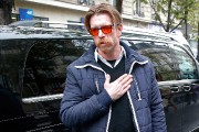 Le chanteur d'Eagles of Death Metal, Jesse Hughes, a... (Photo Michel Euler, AP) - image 2.0