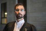 Le procureur de la Couronne, Me Julien Beauchamp-Laliberté... (Olivier Croteau) - image 2.1