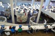 La bibliothèque publique d'Amsterdam offre un étage entier... (Photo The New York Times) - image 6.0