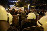 Mardi soir à Athènes, la police a tiré... (PHOTO REUTERS) - image 2.0