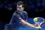 L'Autrichien Dominic Thiem... (Alastair Grant, Associated Press) - image 2.0