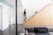 Pour la transformation d'un duplex en maison unifamiliale,... (PHOTO FRANCIS PELLETIER, FOURNIE PAR APPAREIL ARCHITECTURE) - image 1.0