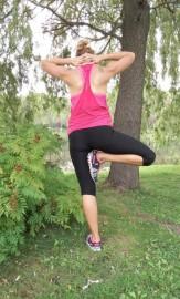 Les cours de yoga pour coureurs sont en... (photo fournie par Marie-Claude Santerre) - image 2.0