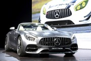 Mercedes introduces the 2017 AMG GT C Roadster... (REUTERS) - image 1.0
