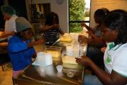 Les Africaines apprécient leur expérience dans la région.... (Photo Le Quotidien, Katerine Belley-Murray) - image 1.0