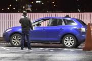 La victime aréussi à conduire sa voiture 500... (PHOTO BERNARD BRAULT, LA PRESSE) - image 1.0