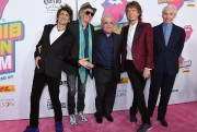 Ronnie Wood, Keith Richards, Martin Scorsese, Mick Jagger... (Photo AFP) - image 2.0