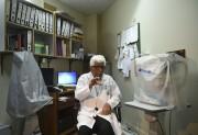 Le fondateur de l'hôpital, le Dr Adibul Rizvi,... (AFP) - image 2.0