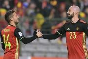 Le défenseur belge Laurent Ciman (23) a pris... (archives Agence France-Presse) - image 3.0