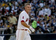 Mike Trout... (PHOTO Lenny Ignelzi, archives AP) - image 1.0