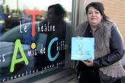 Marie-Pierre Fleury assurera la mise en scène de... (Photo Le Quotidien, Jeannot Lévesque) - image 2.0