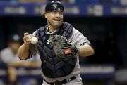 Le receveur Brian McCann... (archives Associated Press) - image 2.0