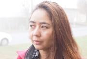 Samira Hamdard est l'une des 43 locataires de... (Alain Dion, La Voix de l'Est) - image 1.0