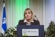Jocelyne Rouleau, directrice générale de la CQCH... (Fournie par la SHQ) - image 6.0