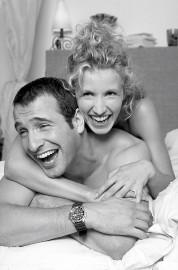 Jean Dujardin et Alexandra Lamy, de l'émission Un... (Fournie par France télévisions) - image 3.0
