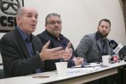 Laurent-Paul Maheux, Denis Beaudin etAlexandre Simoneau... (Spectre Media, René Marquis) - image 1.0