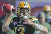 Mike Reilly s'amène dans la capitale avec beaucoup... (Archives, La Presse canadienne) - image 3.0