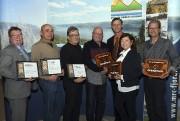 Les lauréats ont reçu leur prix au Centre... (Le Quotidien, Rocket Lavoie) - image 1.0