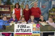 La Foire des artisans est organisé par une... (Laurent Barré) - image 2.0