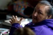 Françoise Ruperthouse, membre du conseil de bande de... (PHOTO OLIVIER JEAN, ARCHIVES LA PRESSE) - image 1.1