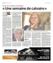 Le reportage de Justine Mercier a été publié... - image 3.0