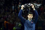 Djokovic, 12 fois titré en Grand Chelem, tentait... (Agence France-Presse) - image 1.0