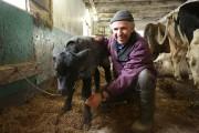Jérôme Ostiguy, producteur laitier de Shefford et président... (archives La Voix de l'Est) - image 1.0