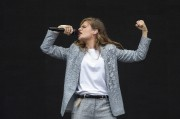 La chanteuse Christine and the Queens... (AFP, Bryan R. Smith) - image 6.0