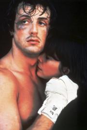 Sylvester Stallone (Rocky Balboa) et Talia Shire (l'amoureuse... (AP) - image 8.0