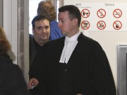 Me Michaël Bourget, procureur de la Couronne.... (Photo Le Quotidien, Michel Tremblay) - image 4.0