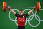 Pascal Plamondon aux Jeux olympiques de Rio... (Photo Goh Chai Hin, archives Agence France-Presse) - image 2.0