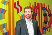 Le directeur de l'innovation d'Investir Ottawa, Jon Milne... (Patrick Woodbury, Le Droit) - image 6.0