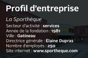 Seul centre sportif de son genre en Outaouais, la Sporthèque fait bouger la... - image 2.0