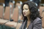 Caroline Gravel, directrice des infrastructures urbaines à la... (Spectre Média, René Marquis) - image 1.0