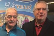 Robert Martin et Roger Beaudet en avaient long... (Claude Loranger) - image 2.1