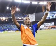 L'attaquant Didier Drogba a confirmé après le match... (La Presse Canadienne, Ryan Remiorz) - image 3.0