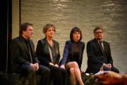 Christian Bégin, Marie Charlebois, Isabelle Vincent et Pier... (photoYves Renaud, fournie par le tnm) - image 2.0