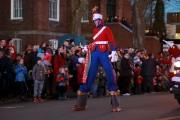 Plus de 400participants (personnages, danseurs, musiciens, techniciens, conducteurs,... (Catherine Trudeau, La Voix de l'Est) - image 1.0