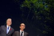 Le président français François Hollande, à droite, et... (PhotoALAIN JOCARD, archives agence France–Presse) - image 2.0