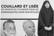 L'image qui accompagnait le gazouilli de la Coalition... (Capture d'écran tirée du Twitter de la Coalition avenir Québec) - image 1.0