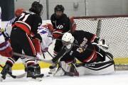 Les joueurs des Espoirs du Saguenay-Lac-Saint-Jean en ont... (Photo Le Quotidien, Rocket Lavoie) - image 2.0