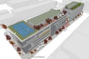 Divers éléments sont prévus dans l'immeuble afin de... (Image fournie par Rocio Architecture) - image 1.0