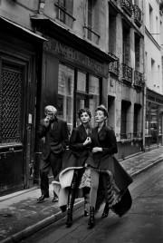 Lionel Vermeil, Helena Christensen&Marie-Sophie Wilson, Paris, Vogue Paris,... (photo Peter Lindbergh (fournie par Peter Lindbergh, Paris/Gagosian Gallery) Jean Paul Gaultier, S/S 1991) - image 2.0