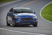 La Ford Fusion est la berline... (PHOTO FOURNIE PAR LE CONSTRUCTEUR) - image 9.0