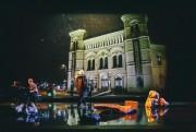 La mise en scène de Norgeestoriginale, ludique, brillante... (Photo fournie par l'Espace GO) - image 2.0
