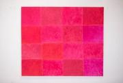 Only Red no3, 2016, Françoise Sullivan,acrylique sur toile,... (Photo François Roy, La Presse) - image 2.0