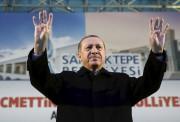 Les déclarations de M. Erdogan surviennent après des... (AP) - image 2.0